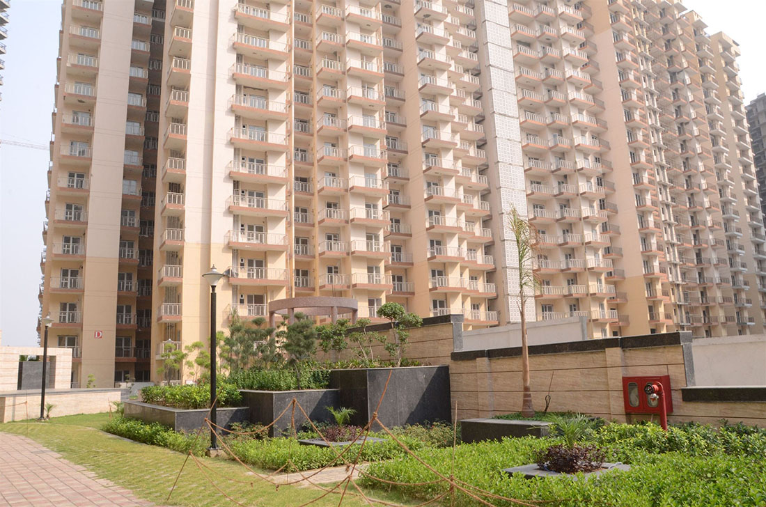 French Apartments Sector 16B Greater Noida West